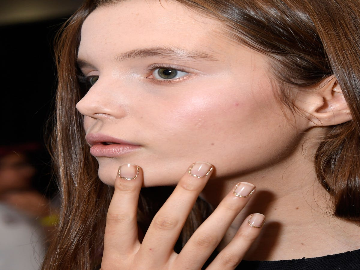 29 Manicure Ideas From Fashion Week You ve Never Tried Before