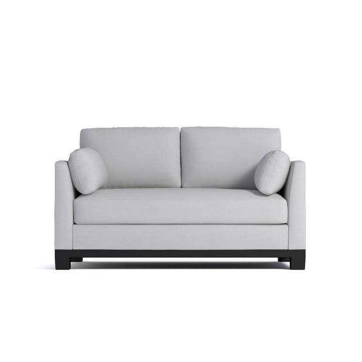 This Compact Sofa Is Ideal For Loft Spaces Or Tiny Alcoves.