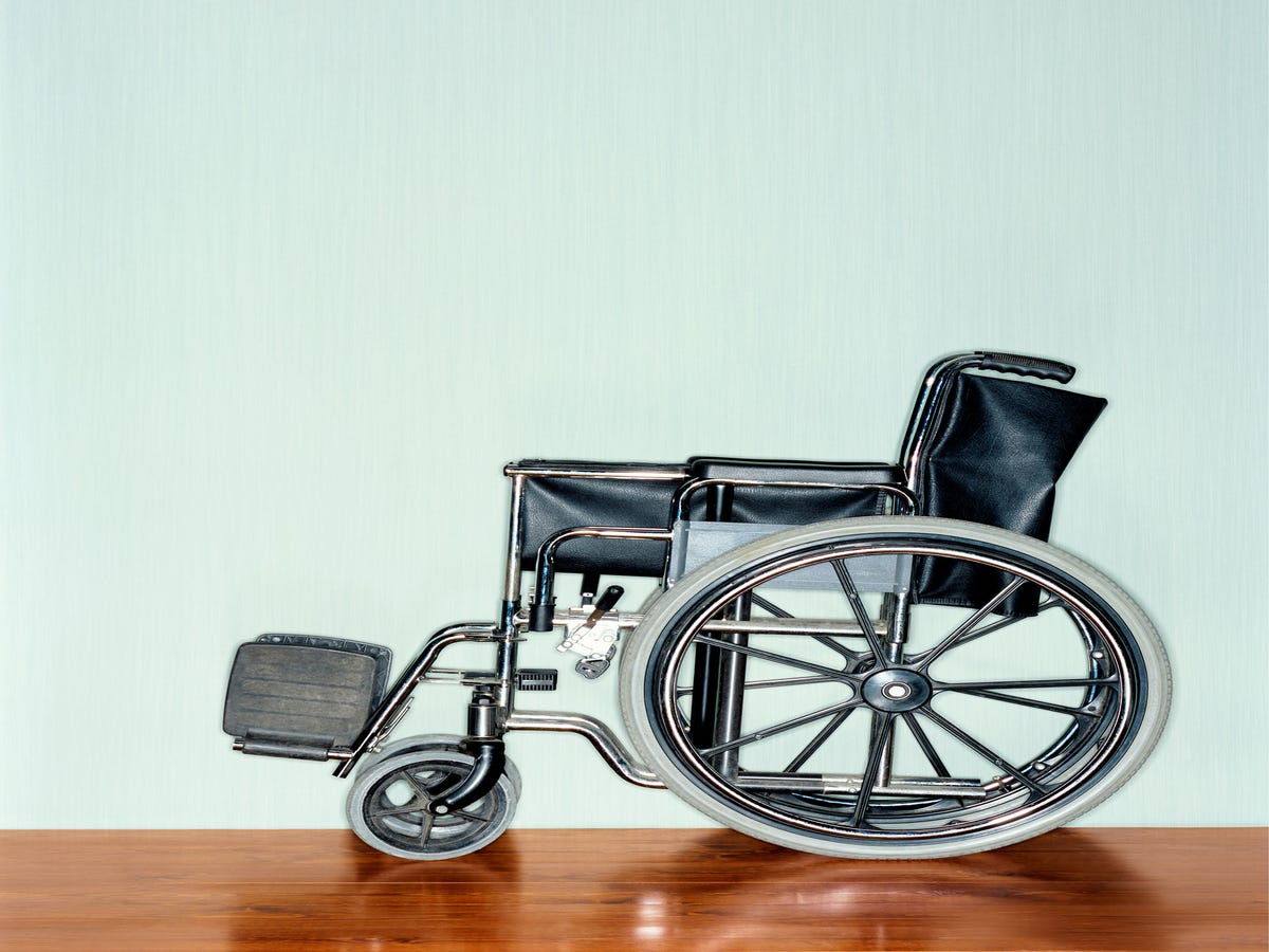 How A Stroke At 23 Sent Me On A Whole New Career Path
