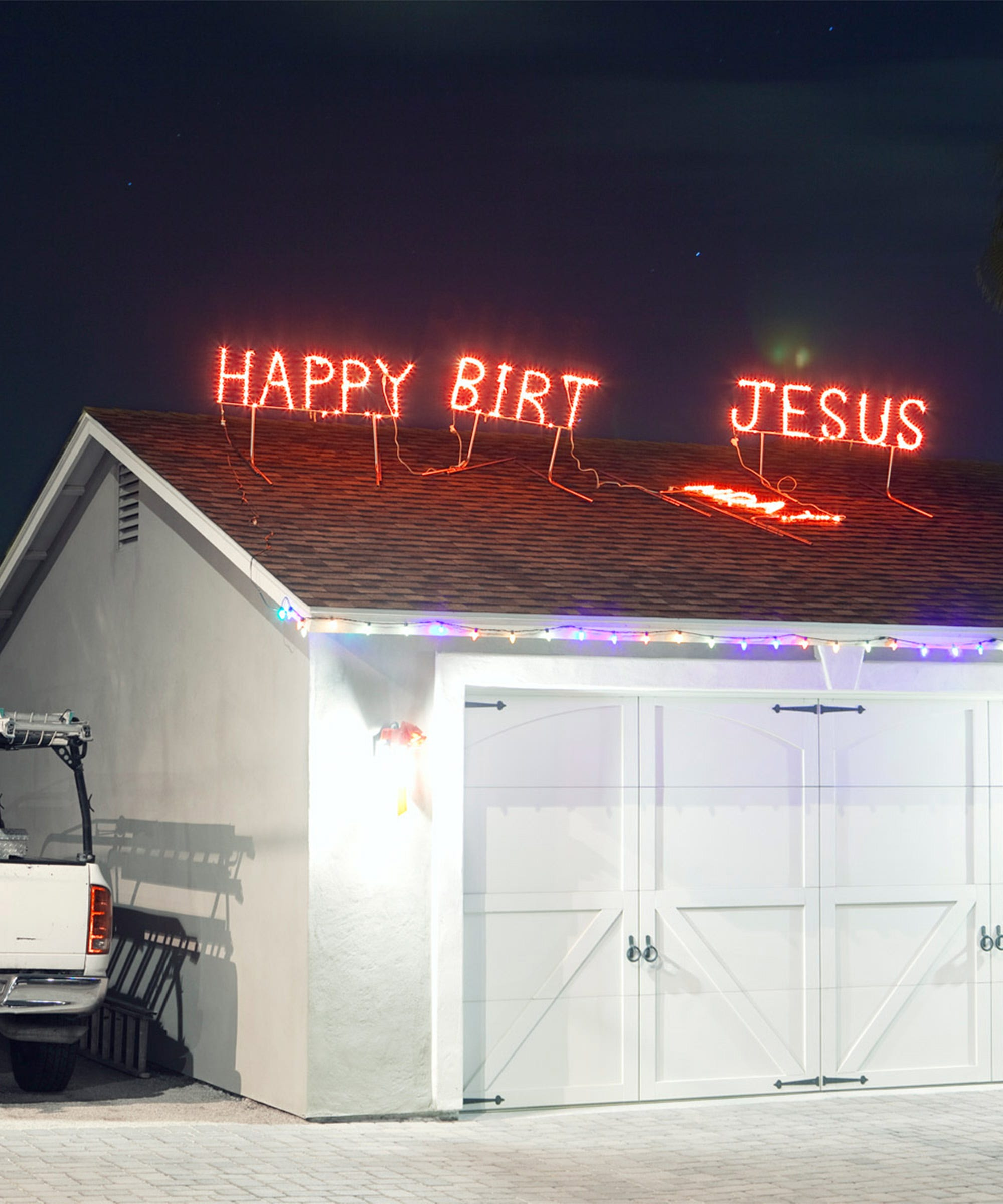 christmas in suburbia photo essay happy birthday jesus amazing photos of christmas in suburbia