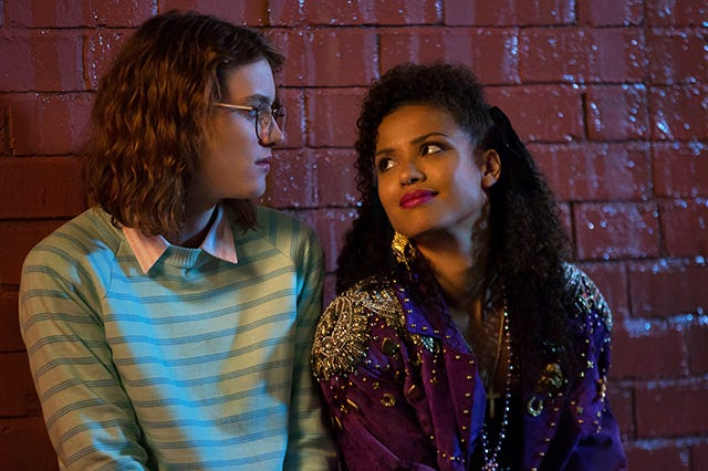 Image result for black mirror black woman