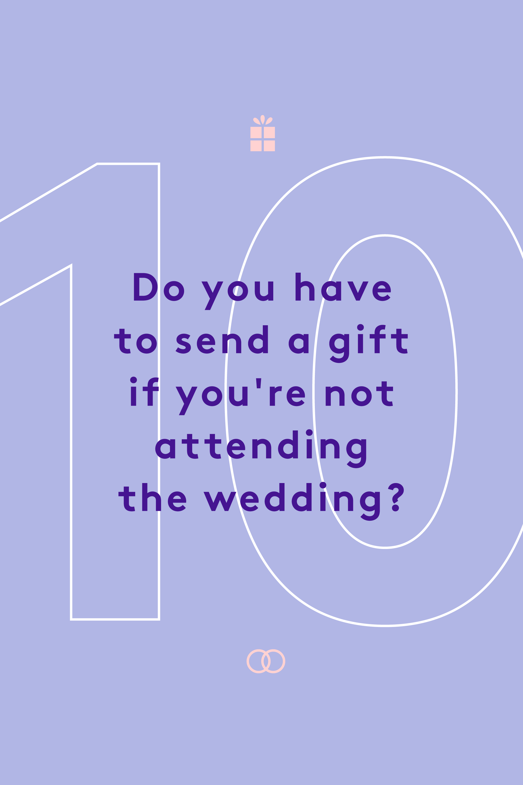 Modern Day Wedding Etiquette Rules Advice