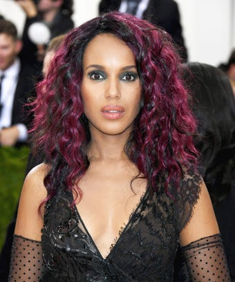 Kerry washington natural hair stylist interview scandal photo larry busaccagetty images pmusecretfo Choice Image