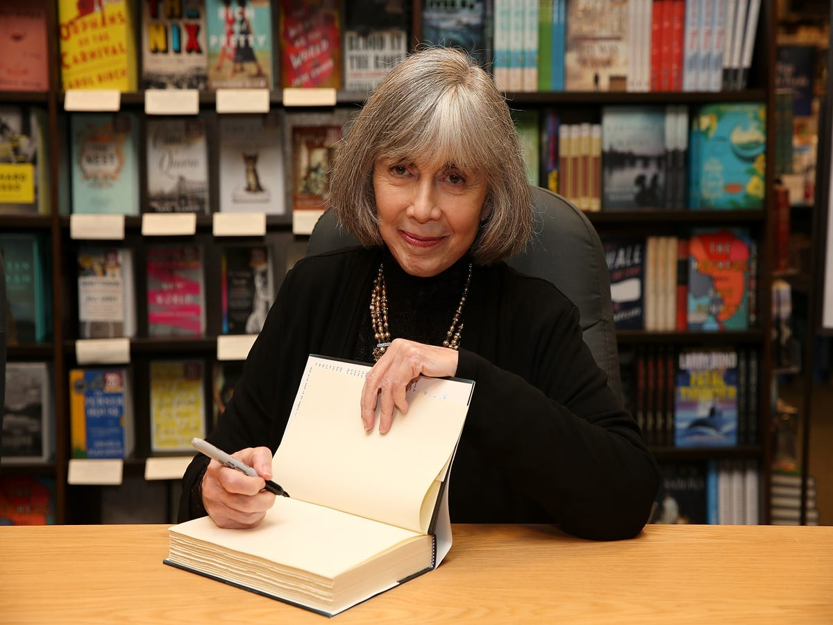 How Game Of Thrones Is Inspiring Anne Rice s Vampire Chronicles TV Series