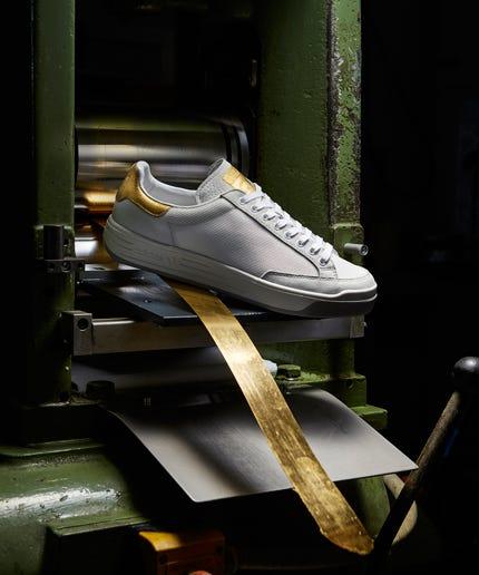 Adidas Stan Smith Gold Leaf '24 Karat Pack'