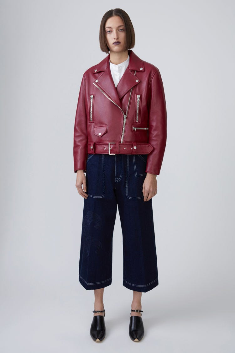 Leather jacket size 18 - Leather Jacket Size 18 39