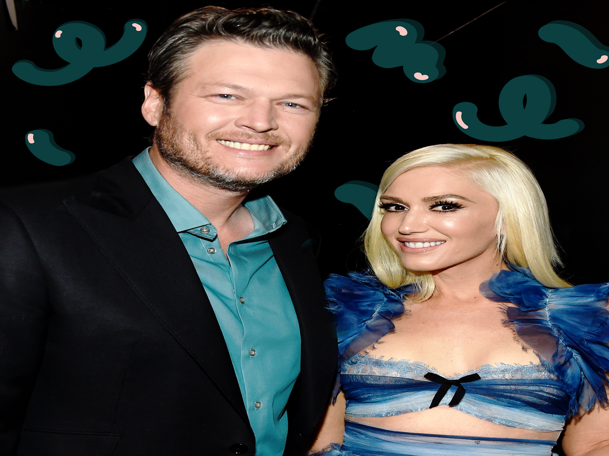 Blake Shelton Teases Proposing To Gwen Stefani On The Voice & She's All For It