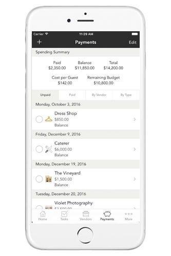 Wedding Apps Best Planner Apps For Brides Grooms