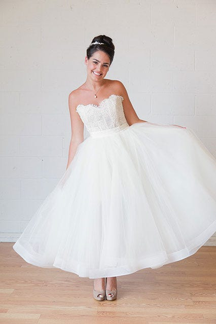 Would You Want A Pre Worn Wedding Gown