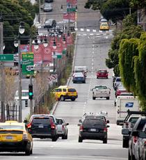 Divisadero Street SF