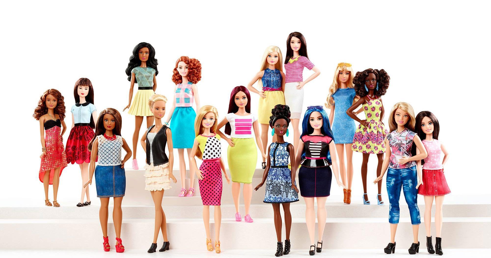 curvy barbie backlash body positivity dolls