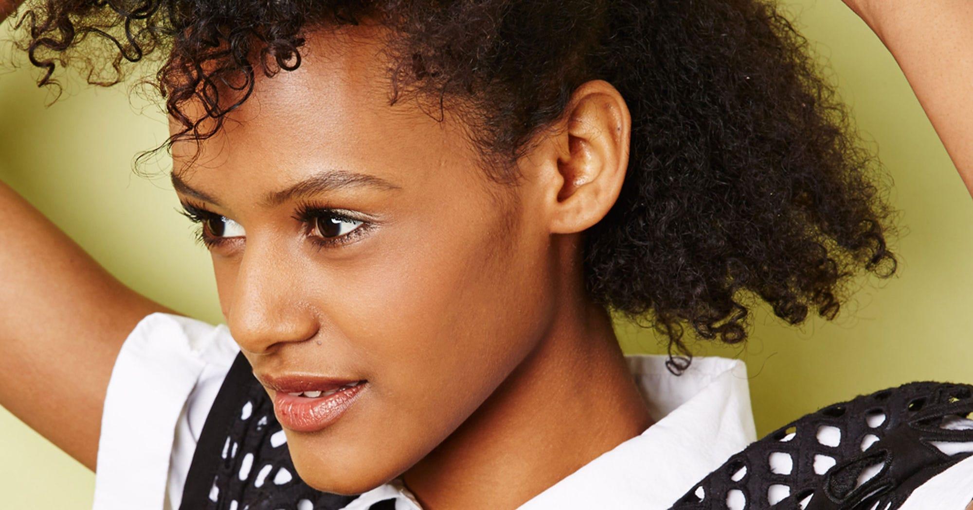 Astonishing Easy Natural Hairstyles For Transitioning Hair Short Hairstyles For Black Women Fulllsitofus