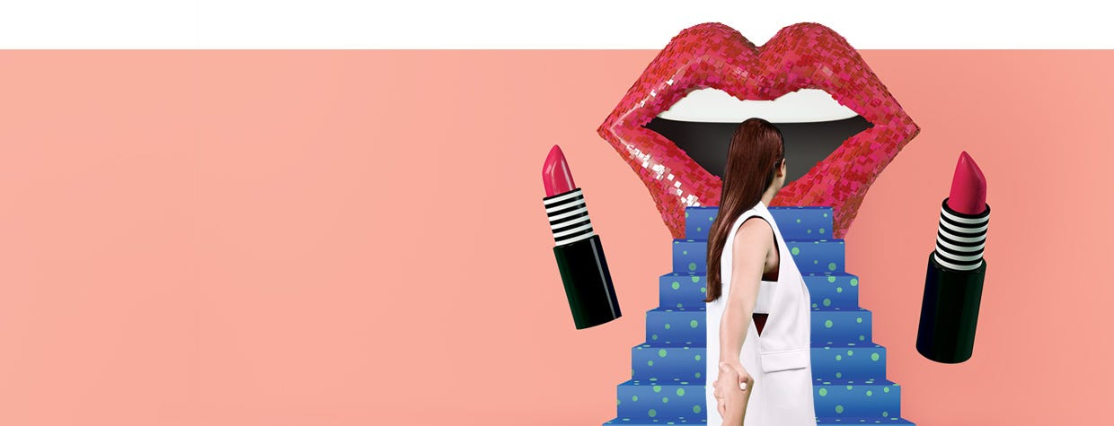 Charlotte Tilbury Shares How To Get The Perfect Pout