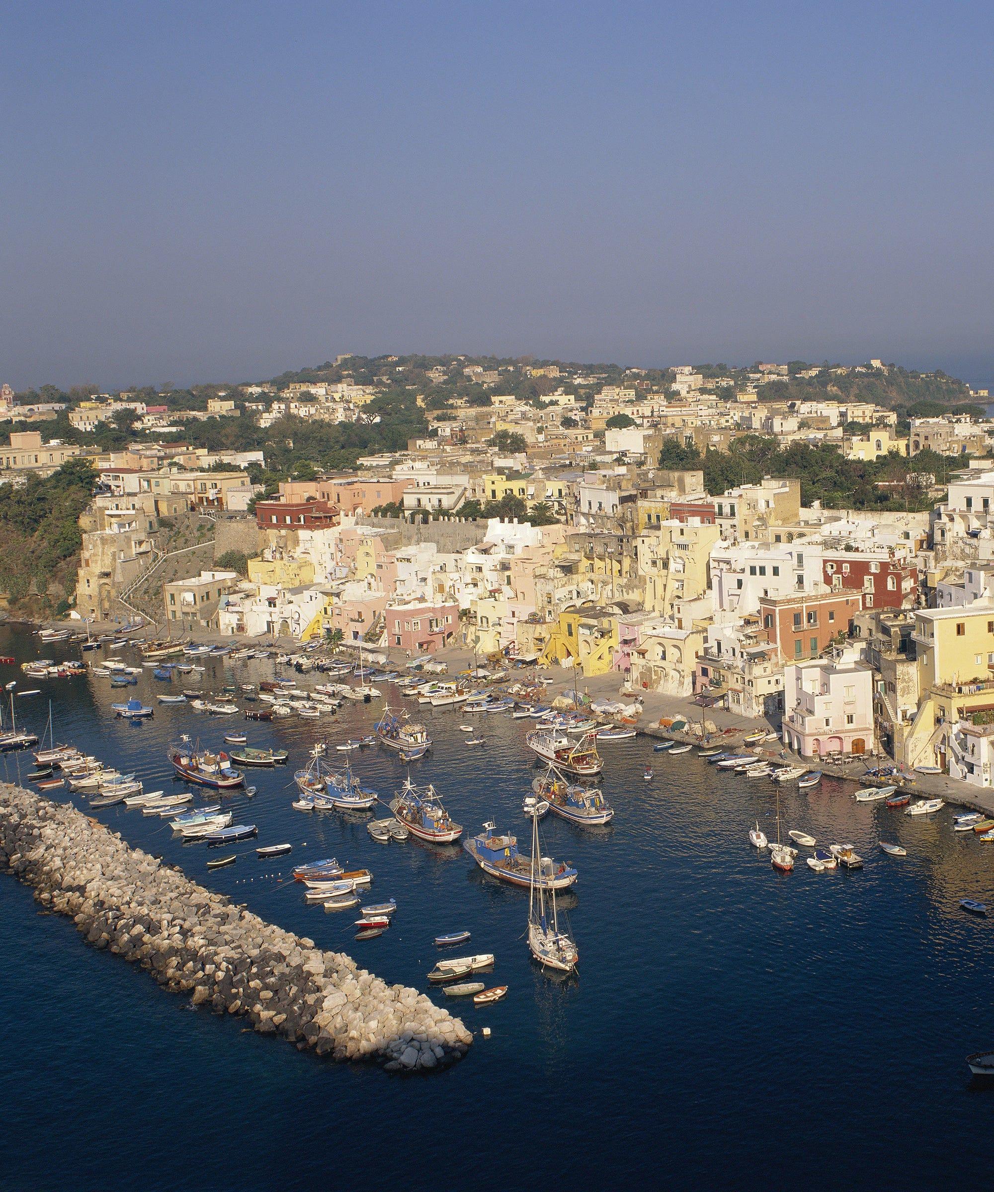 Opener_Procida Italy