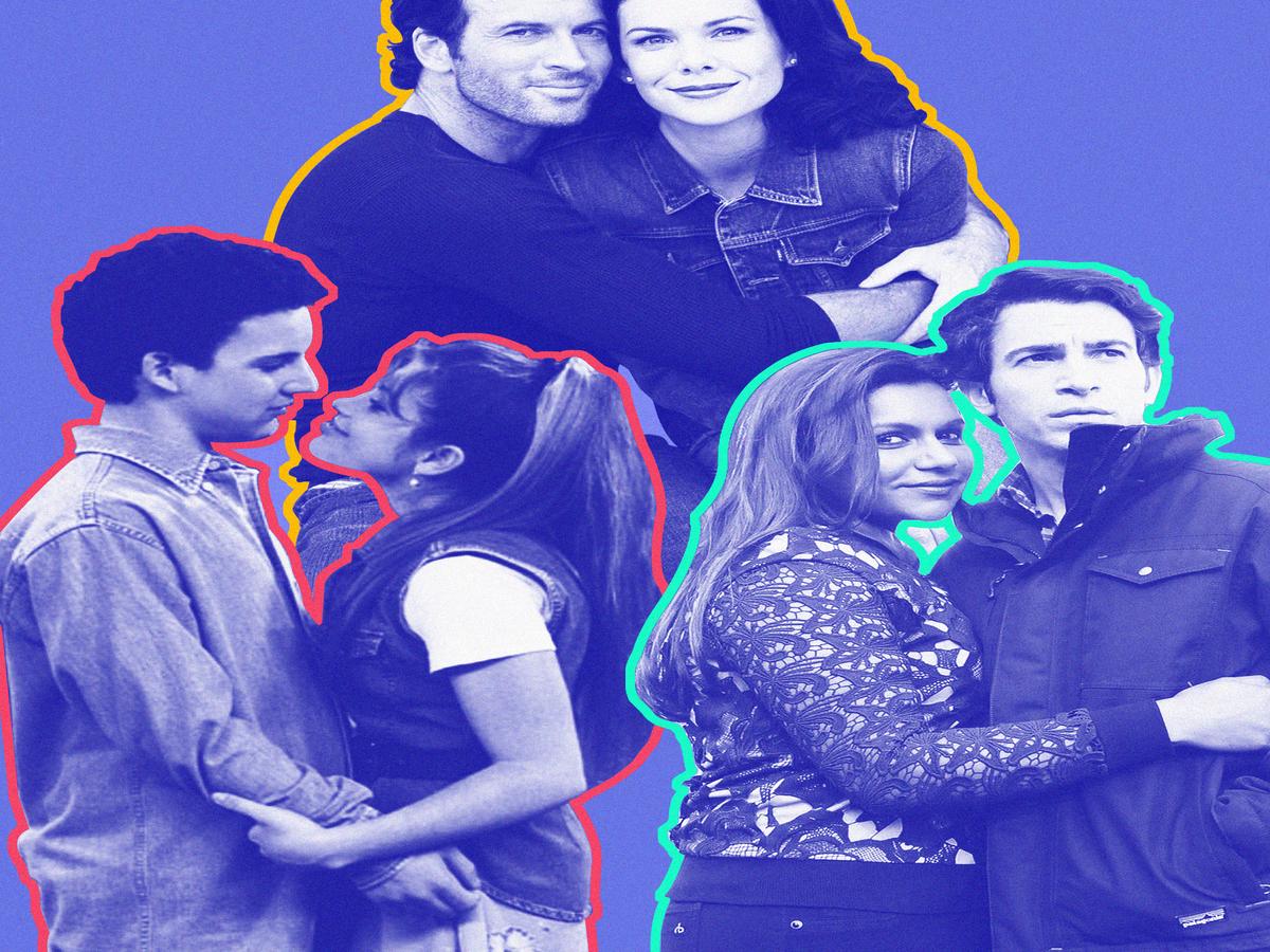 Die besten Serien-Lovestorys unserer Zeit