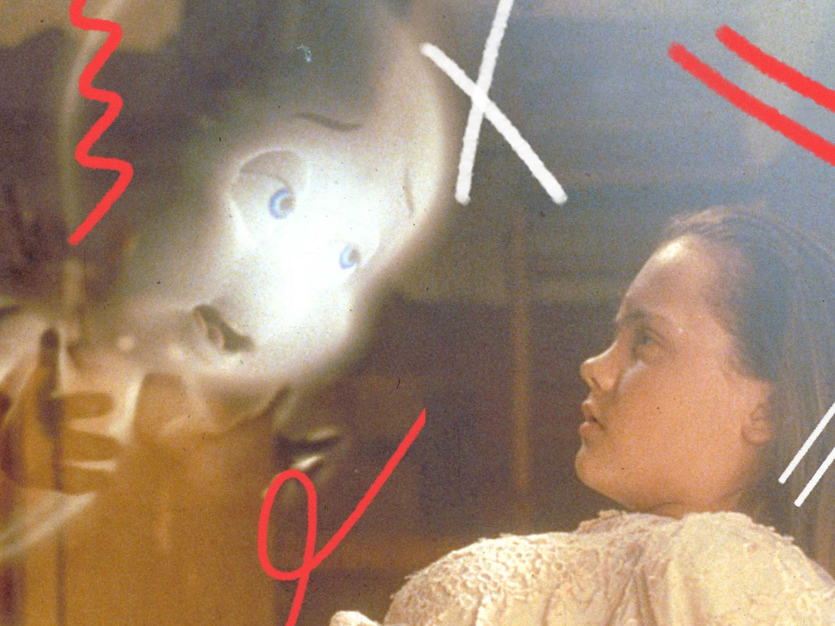 Warum Casper auch heute noch ein toller Film ist