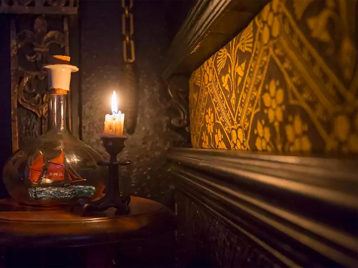 Haunted House: 5 der gruseligsten Airbnb-Unterkünfte