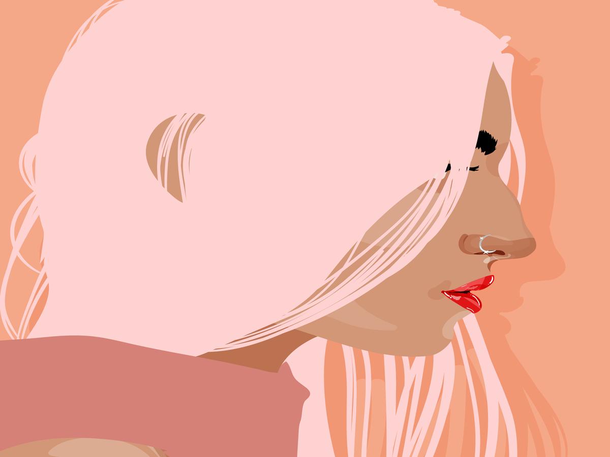 Nasenpiercing: Was tun, wenn sich Wucherungen bilden?