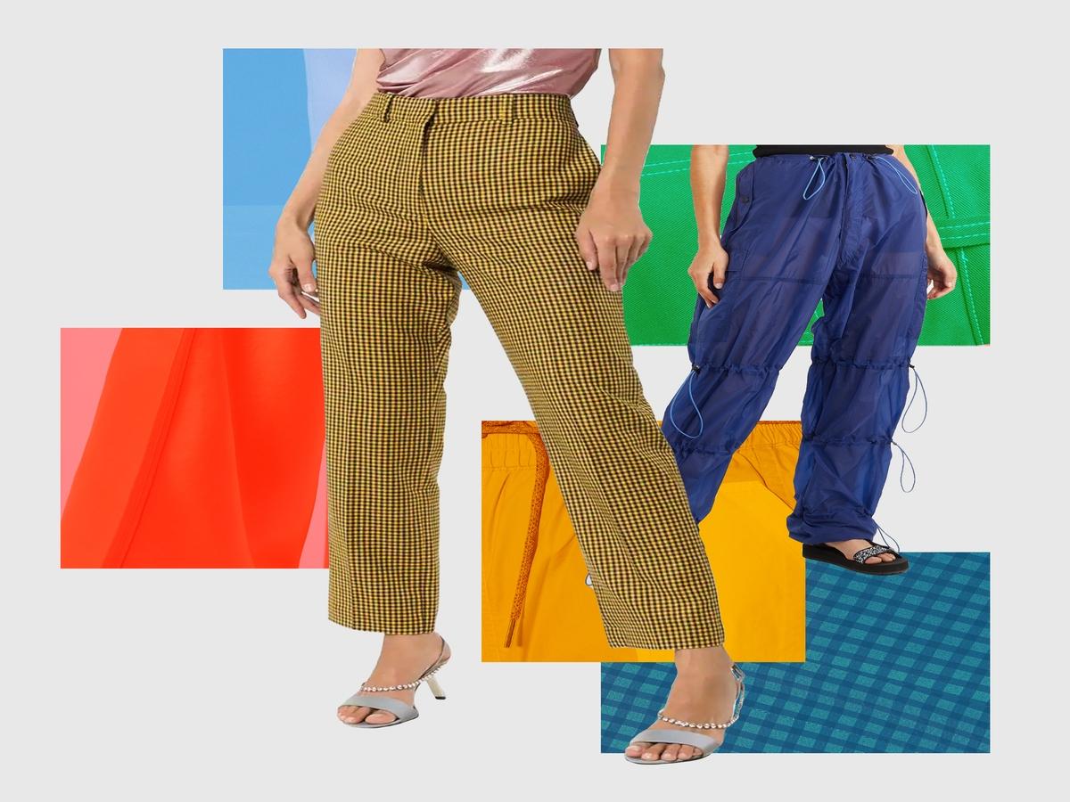 Keinen Bock auf Jeans? Hier sind 5 Stoffhosentrends für dich