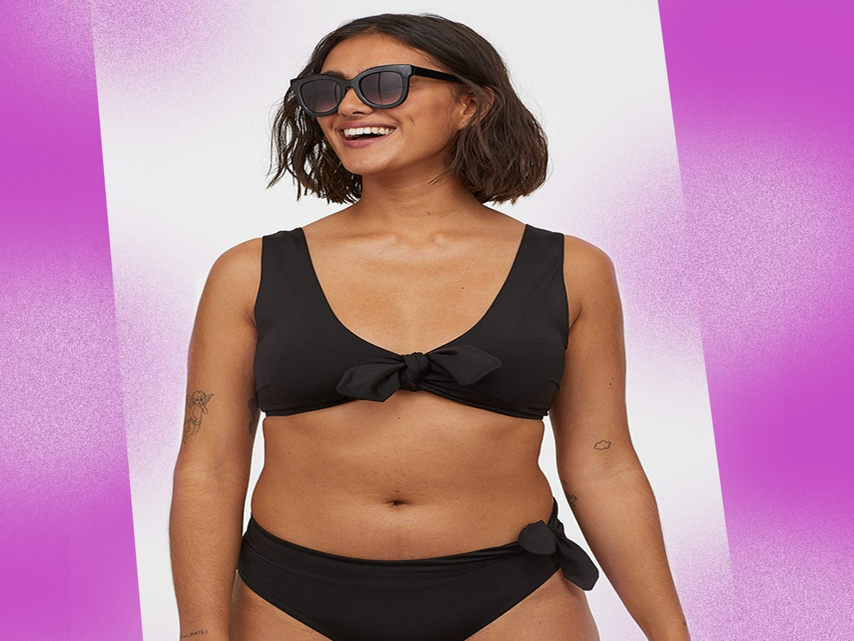 19 Classic Black Bikinis To Kick-Start Your Swim Collection