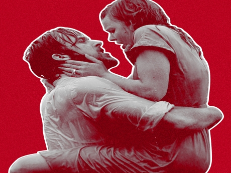 Die romantischsten Filmkussszenen aller Zeiten
