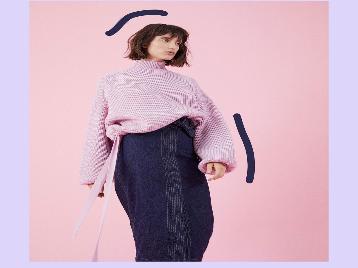 Oversize-Pullover für Tage, an denen du dich verkriechen möchtest
