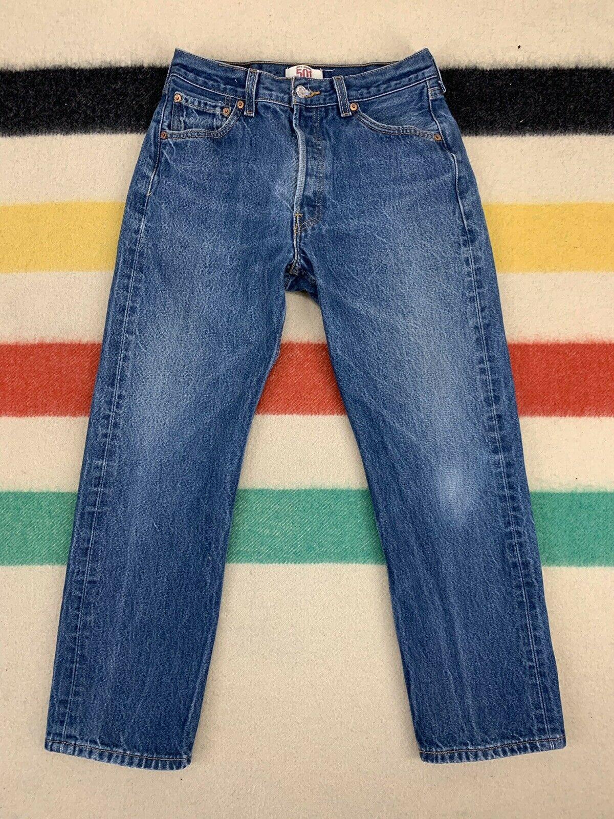 SLIM Rock 2er-Set Jeans Blau Leoparden Look in verschiedenen Größen