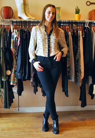 Style Tips From Chicago 39 S Cutest Shop Girls