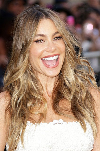 Happens... Sofia vergara blonde