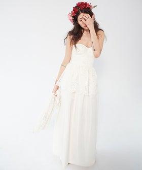 Stone Fox Bride - Jemima Kirke Wedding Pictures