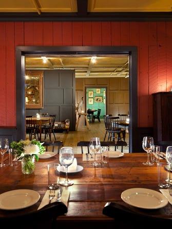 freemans dining room | Freemans Restaurant 10th Anniversary