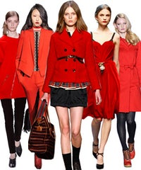 Fall 2010's Top Color Trends