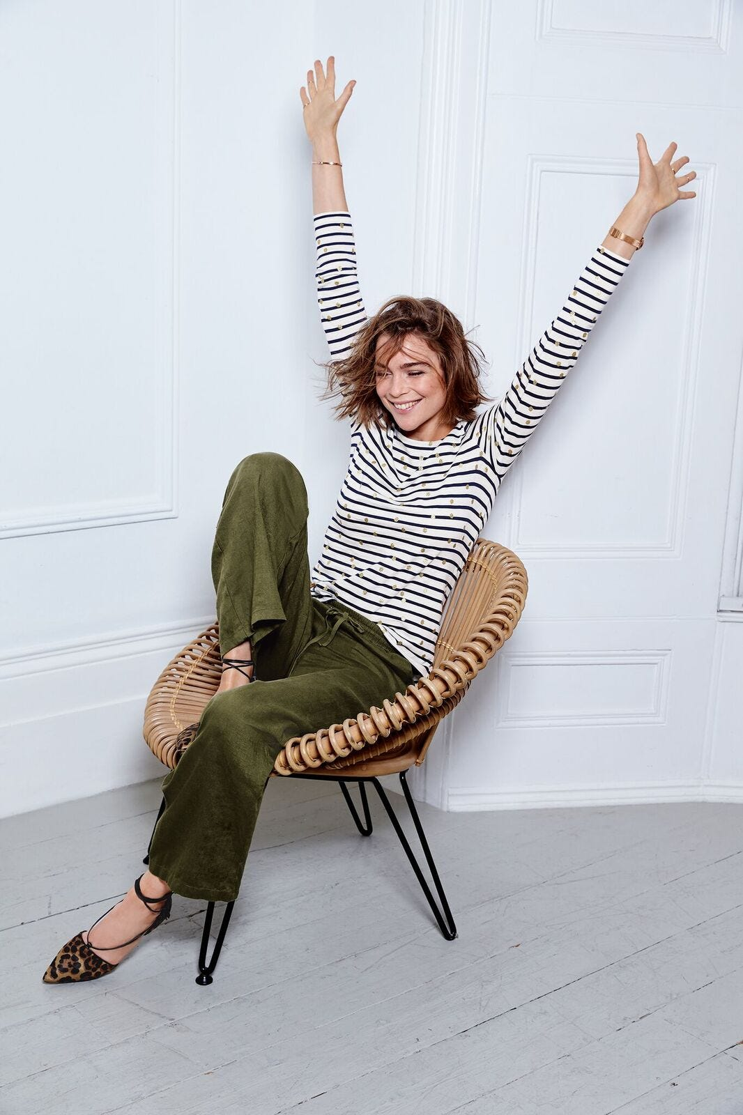 Boden lookbook spring 2016 military trend for Boden spring 2017