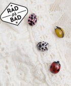 Rad Or Bad: Being Covered In Tiny, Enamel Bugs