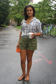 College Street Style Campus Street Style