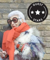 We Hope We're This Stylish When We're 91 Years Old