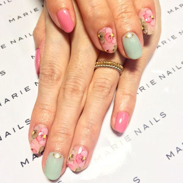 Best Nail Art Salons In Los Angeles: Best Nail Art Designs, Salons, Photos