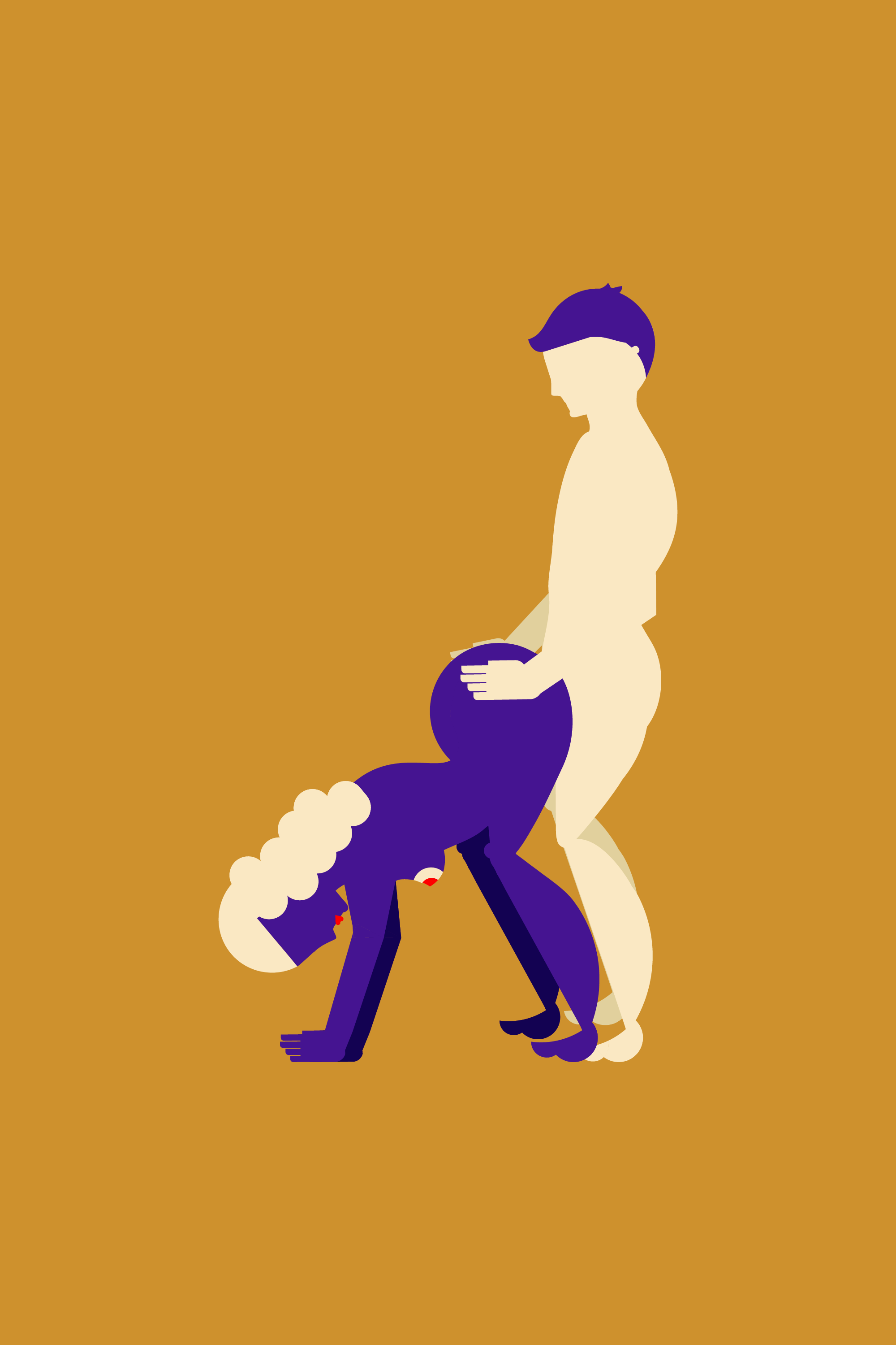 rear entry sex positions with strap ons