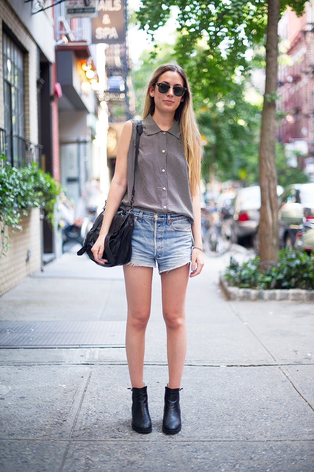 new york street style cool summer outfits. Black Bedroom Furniture Sets. Home Design Ideas