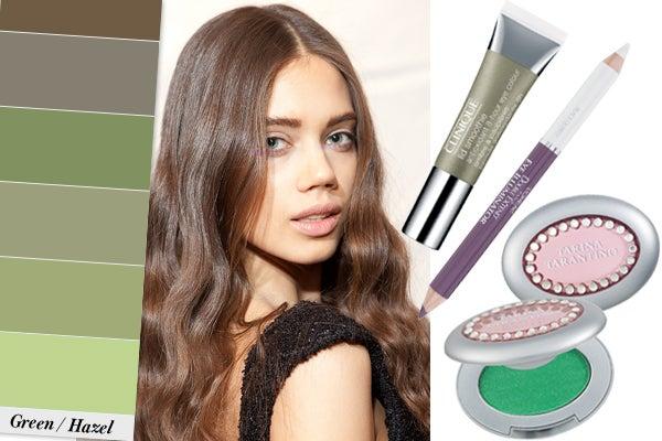 Eye Makeup Tips Eyeshadow Makeup Looks To Match Eye Color