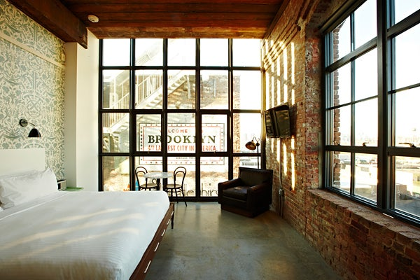 914 for Hipster hotel