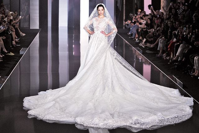 Ralph Russo Couture Wedding Dress