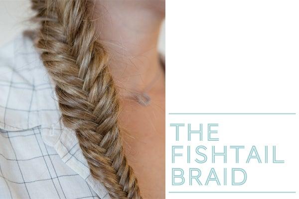 Braids DIY - Fishtail Braid Your Hair