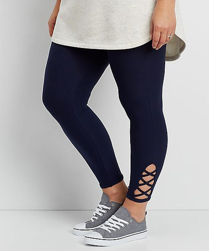 Plus-Size Leggings, Cute Yoga Pants For Working Out