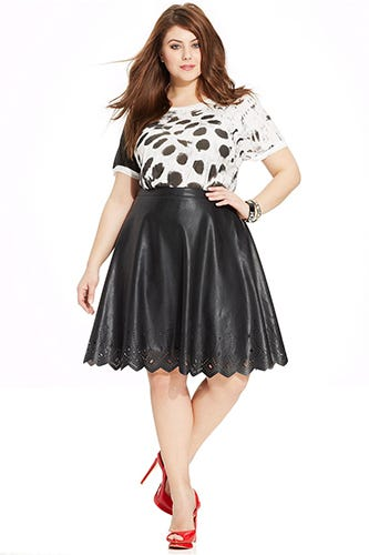 Find great deals on eBay for plus size leather skater skirt. Shop with confidence.