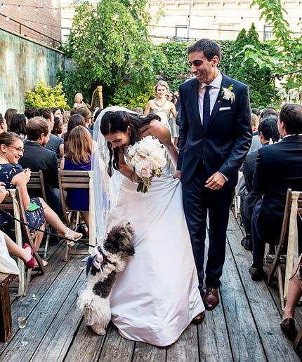 Multiple Wedding Receptions