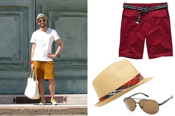 Five Ways To Get Hot Weather-Wear For Guys Just Right