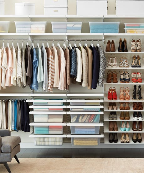 Bedroom Without Closet: Cramped Space, Storage Organization, Storage Solutions