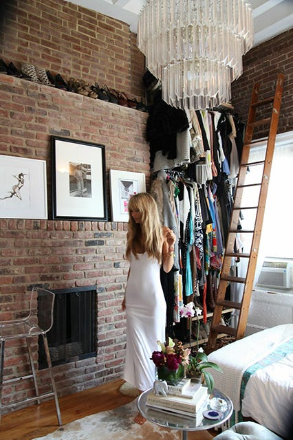 Natalie Decleve West Village Apartment