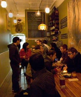 Harlem Restaurants 2012
